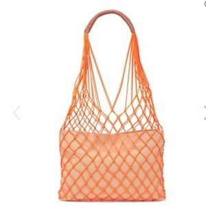Vince camuto 2 in 1 zest tote new